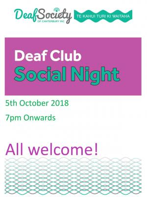 October Social Night 2018 page 001